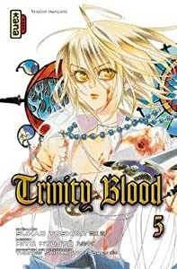 Trinity Blood Edition simple Tome 5