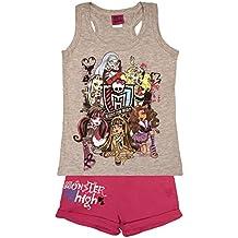 Monster High Sommer Set ärmellos