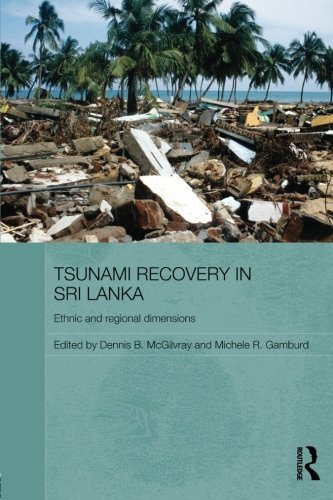 Tsunami Recovery in Sri Lanka (Routledge Contemporary South Asia Series) (2011-09-16) par unknown author