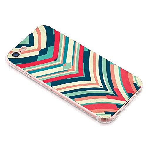 Vanki® Coque iPhone 6/6S, TPU Souple Etui de Protection Silicone Case Soft Gel Cover Anti Rayure Anti Choc pour Iphone6/6S 4.7