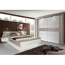 Suchergebnis Auf Amazon.de Für: Schlafzimmer Komplett Weiß Hochglanz Schlafzimmer Komplett Weiss