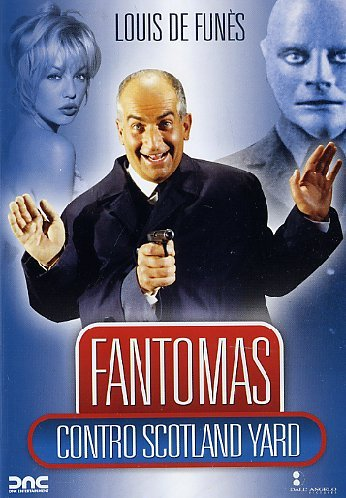 Bild von Fantomas contro Scotland Yard [IT Import]