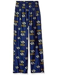Nashville Predators Youth Jeunes NHL Logo Pajama Pants