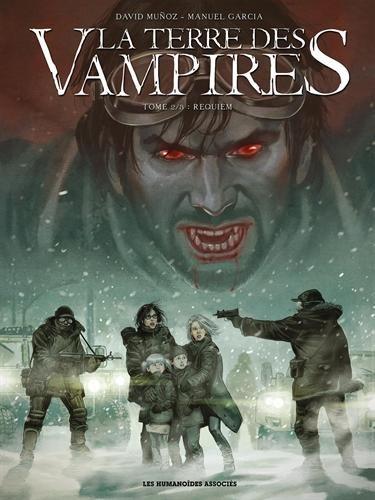 La terre des vampires, Tome 2 : Requiem