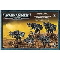 Warhammer 24k ORKI SCIAKALLI E BRUCIATORIZTI Citadel Model kit 50-22 - 24k Miniatura