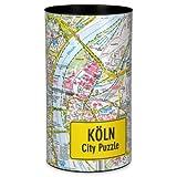 Extragifts City Puzzle - Köln