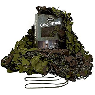 Absab Ltd KAS Childrens Camouflage Army Style Kids Camo Netting