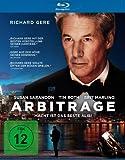 Arbitrage [Blu-ray] -