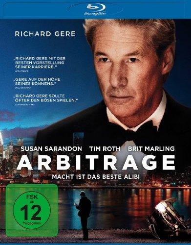 Bild von Arbitrage [Blu-ray]
