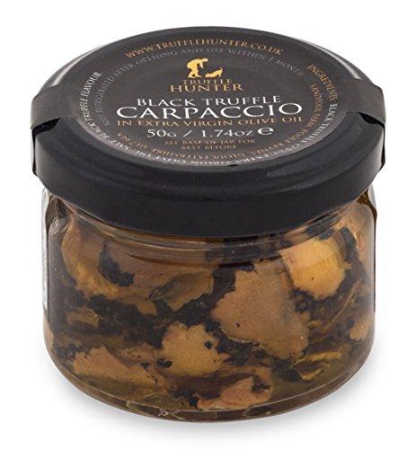 TruffleHunter Schwarztrüffel-Carpaccio (50g)