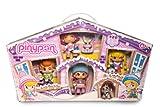 Pinypon Pin y Pon-Mini-Poupée-Gift Set-6Snow Figures 700010268-