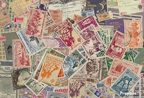 Prophila Collection Französisch Westafrika 50 Verschiedene Marken Französisch Westafrika (Briefmarken für Sammler)