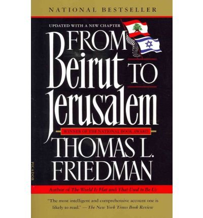 From Beirut to Jerusalem: Revised Edition download pdf