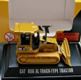 Cat D5G XL track-type Traktor 1/87 Scale by Bau Mini S