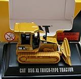 Cat D5G XL track-type Traktor 1/87Scale by Bau Mini S