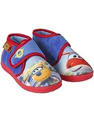 SUPER WINGS - Zapatillas de estar por casa Slip media bota
