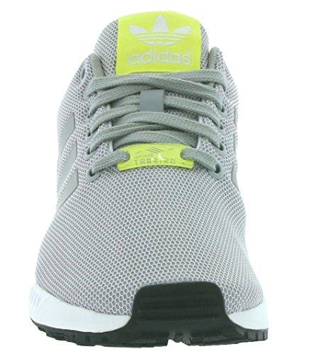 Adidas Originals Zx Flux, Chaussons Sneaker Femme Grau