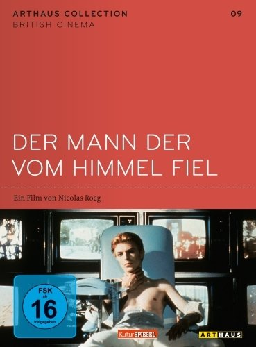 Der Mann, der vom Himmel fiel - Arthaus Collection British Cinema -