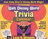 Walt Disney World Trivia Calendar