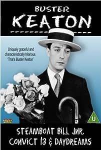Buster Keaton-Steamboat Bill Jr. [DVD]