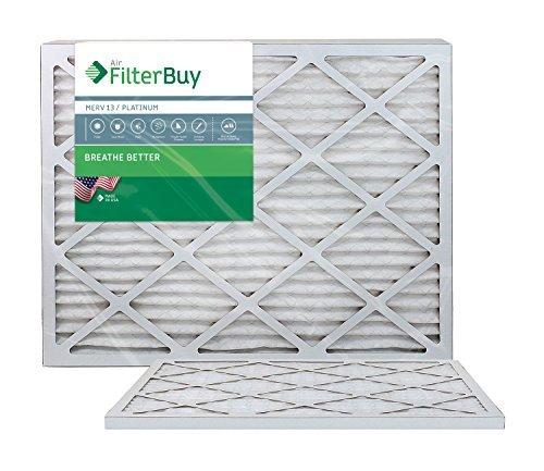 Ofen Filter/Air Filter-AFB Platinum Merv 13(2Pack), AFB20x25x1M13pk2