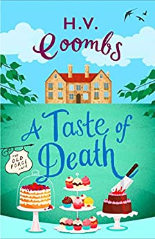 A Taste of Death: The funniest cozy murder mystery of the year by [Coombs, H.V.]