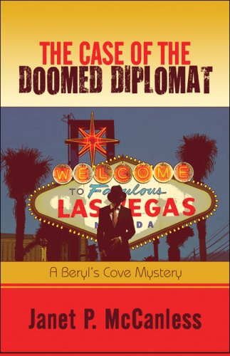 The Case of the Doomed Diplomat Cover Image