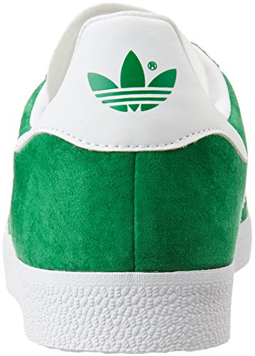 adidas-Gazelle-Zapatillas-de-Deporte-Unisex-Varios-colores-GreenWhiteGold-Metalic-40-23