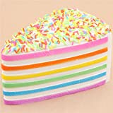 Squishy torta arcobaleno codette kawaii Squishy Fun
