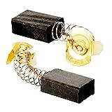 sourcingmap® Paire 20mm x 12mm x 7mm Partie de réparation de brosses à charbon pour moteur électrique générique