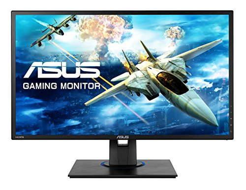 ASUS VG245HE 24-Inch 1920 x 1080 Full HD LED Monitor - Black
