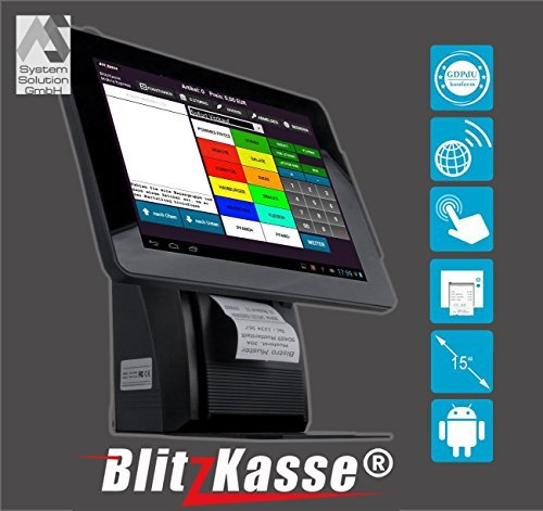 '10All-in-One System per commercio al dettaglio, Kiosk,