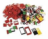 LEGO Dacta - Fenster Tueren und Dachsteine