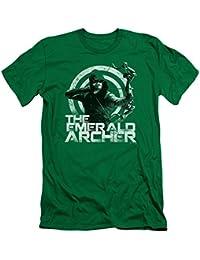Green Arrow - - Archer Slim Fit T-shirt pour hommes