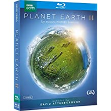 Planet Earth II Esclusiva Amazon Limited Edition (2 Blu-Ray + Book) con Copertina Lenticolare