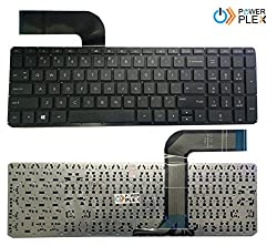 Power Plex Laptop Keyboard for Hp Pavilion 15-P Hp Pavilion 15 P Hp Pavilion 15-F Hp Pavilion 15F