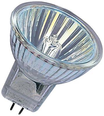 Osram Halogen-Reflektor, Decostar, GU4-Sockel, Dimmbar, 36 ° Abstrahlungswinkel, Warmweiß - 2800K