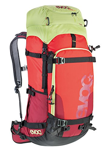 EVOC Performance Rucksack Patrol Team Lime-Red-Ruby