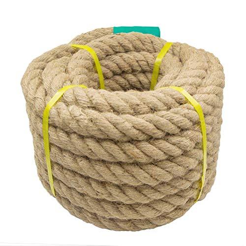 Aoneky Cuerda de Yute Natural - 15/30M