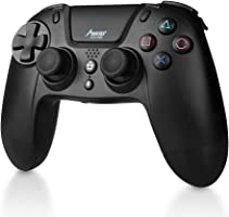 Mad Giga mando con Pantalla tácti Bluetooth 4.0 Wireless Gamepad Alámbrico/Inalámbrico,Playstation 4 compatible con...