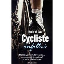 Cycliste infiltré