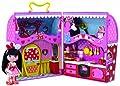 I Love Minnie - Casa maletín (Famosa 700010761) por Famosa