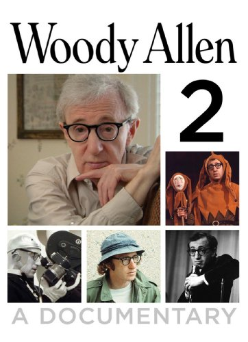 Woody Allen Documentary Teil 1 Cover