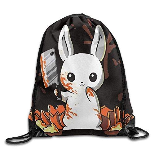 awstring Backpack Unisex Portable Sack Bag ()