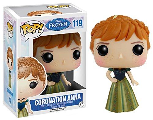 Funko Pop Coronación Anna (Frozen 119) Funko Pop Frozen