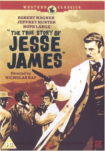 The True Story Of Jesse James [DVD]