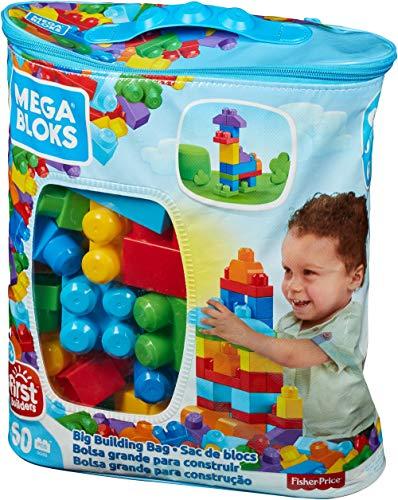 Mega Bloks-DCH55 Alfombras de Juego y gimnasios,, 32.5 x 28.2 x 16.8 (22683)