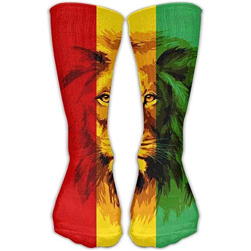 Chaussettes Couleurs Drapeau Jamaïque Reggae Rasta Roots adulte taille unique