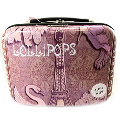 Lollipops [L3282] - Vanity ABS 'Lollipops' rose violet (Tour Eiffel)