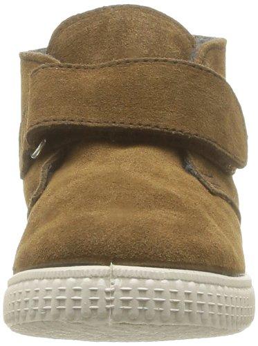 Victoria Safari Serraje Velcro, Unisex - Kinder Sneaker Braun - Marron (Whisky)